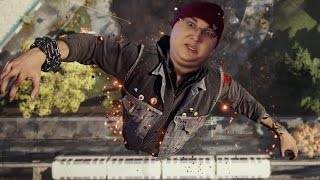 видео InFamous: Second Son обзор