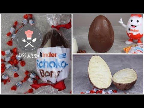 Kinder Schoko Bons Xxl Giant Choco Bons Riesen Schokobon Selber