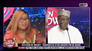 SEN SHOW du 21 Octobre 2019 Gestion de Macky : Diagnostic de  Souleymane Ndéné Ndiaye