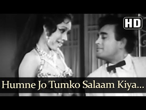 Humne Jo Tumko Salaam Kiya (HD) - Insan Aur Shaitan Songs - Farya -  Sanjeev Kumar - Shetty