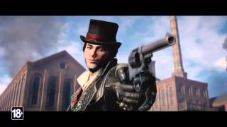 Настояший трейлер Assassin's Creed Syndicate близнецы Иви и Джейкоб Фрай