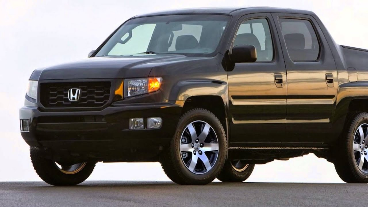 2016 Honda Ridgeline Pictures Review