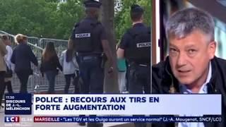 POLICE : RECOURS AUX TIRS EN FORTE AUGMENTATION