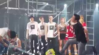 YG Family Concert in Singapore 2014 - WINNER + BIGBANG + 2NE1 + EPIKHIGH + PSY - ENDING 130914