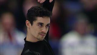Javier FERNANDEZ Campionati europei di pattinaggio  2017 Ostrava Repubblica Ceca 27-01-2017