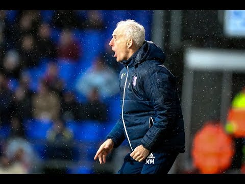 Mick McCarthy's press conference Ipswich Town v Sheffield United