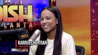 KARRUECHE TRAN DISHES ALL THINGS NIECY NASH AND PIZZA