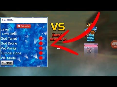 Using Jbro's Mod Menu In Duels! (Pixel Gun 3D)