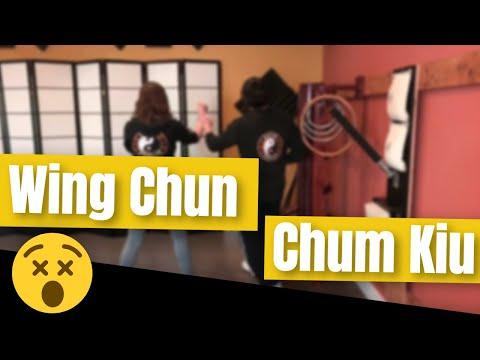What Is Chum Kiu | Wing Chun | Kung Fu Training