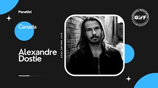 Discussion with Alexandre Dostie   CEO Travelling Distribution, Canada   GIFF Online 2020