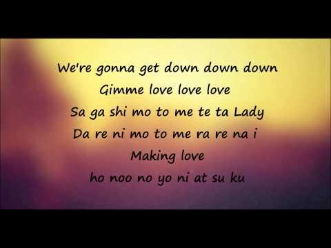 Big Bang - Beautiful Hangover (easy lyrics)