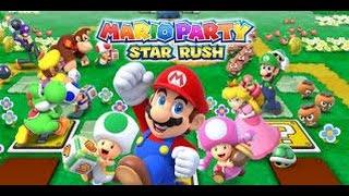 Mario Party  Star Rush Soundtrack Map MGA