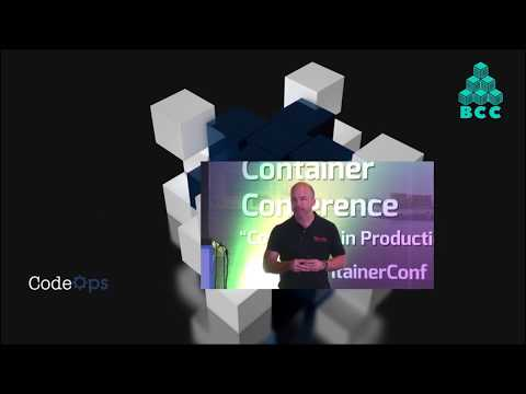 Containers & DevOps Keynote by Evan Powell at Bangalore Container Conference 2017