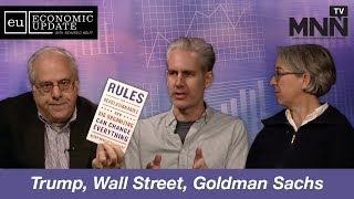Economic Update With Richard Wolff: Trump, Wall Street, Goldman Sachs
