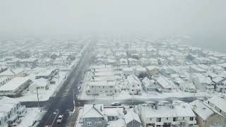 First Snow In Wildwood 2021