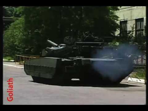 Tank OPLOT-M Vs Tank Leopard 2