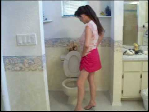 Voice Activated Toilet Seat A Woman S Best Friend Youtube