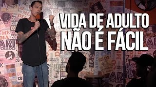 SER ADULTO - NIL AGRA - STAND UP COMEDY
