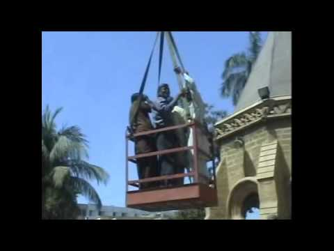 Highest Cross in Pakistan- St. Andrew's Church Karachi Part 1