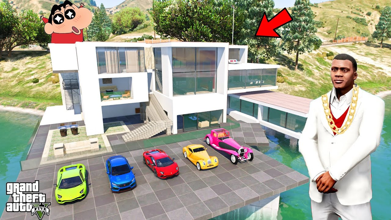 Shinchan Became Millionaire Person ||  Shinchan Spending  100 Crore In 10 *MINUTES* In GTA 5