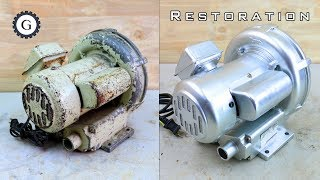 Ring Blower Restoration