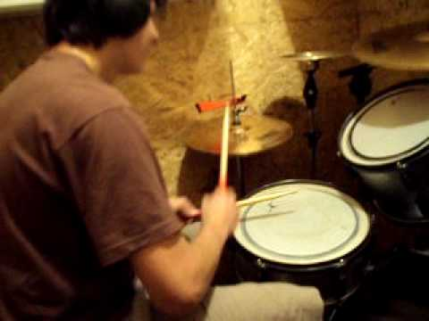 stone sour - socio drums