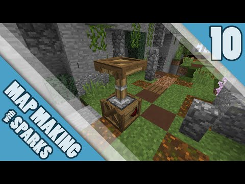 E10 - Piston Crates - Map Making with Sparks