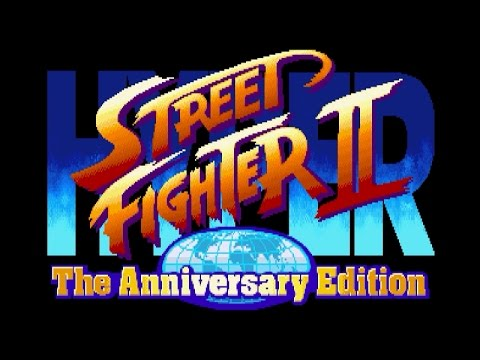 [2/4] リュウ(Ryu) - HYPER STREET FIGHTER II
