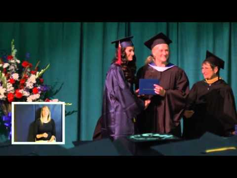 Clackamas Community College 2014 Graduation Ceremony (Certificate & Degree)