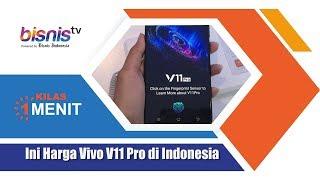 Ini Harga Vivo V11 Pro di Indonesia