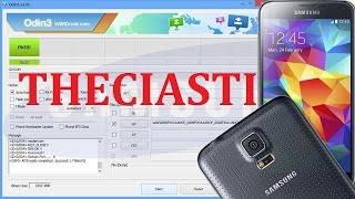 Aggiornare e sbrandizzare telefoni Samsung con ODIN (tutorial)