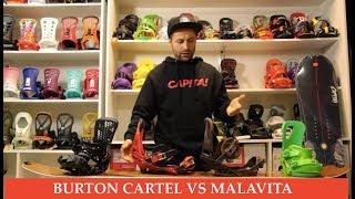 сравнение Burton Malavita и Cartel - зачем переплачивать???