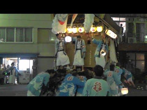 八屋祇園 2019年度 最終日-2 福岡県豊前市