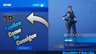 SKIN ROUTE POINT WITHOUT MASK PHASE 2 Fortnite