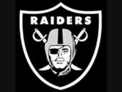 Oakland Raiders NFL theme song