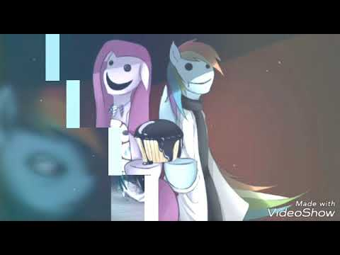 Jeff The Killerexe Roblox - Pinkamena And Rainbow Dash Rainbow Factory Anime