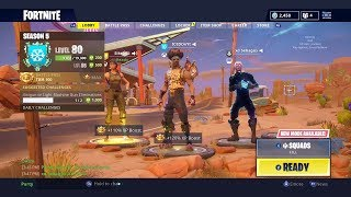 SO I FOUND A FORTNITE HACKER.... SHOWCASING ALL NEW SKINS COMING OUT!
