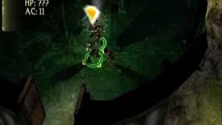 RemoteJoyLite Test Video (Dungeons & Dragons Tactics)
