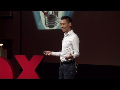Virtual postcards get us closer | Tesla He | TEDxMartigny