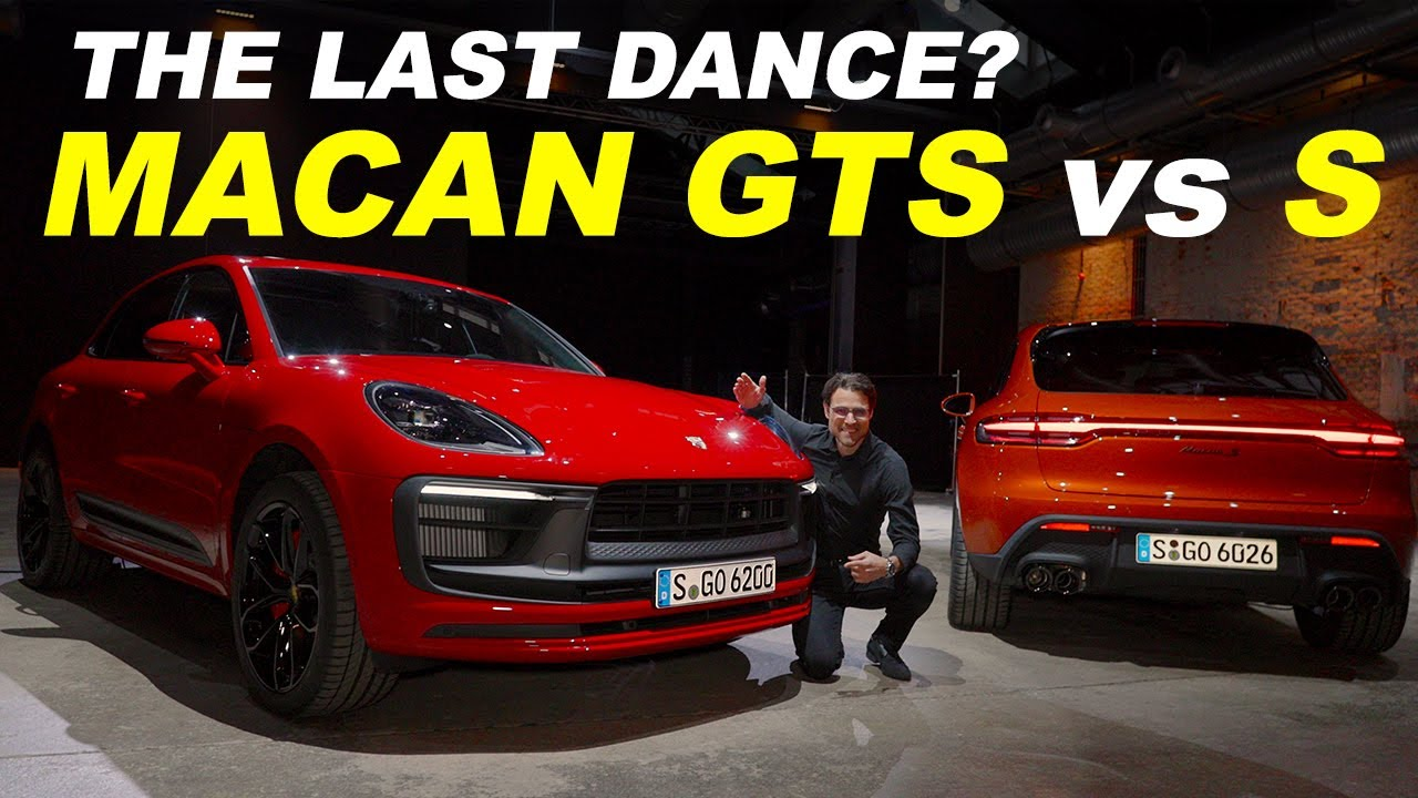 Download The final and ultimate petrol Porsche Macan GTS 👋 🏁 with power boost! Facelift 2022 REVIEW