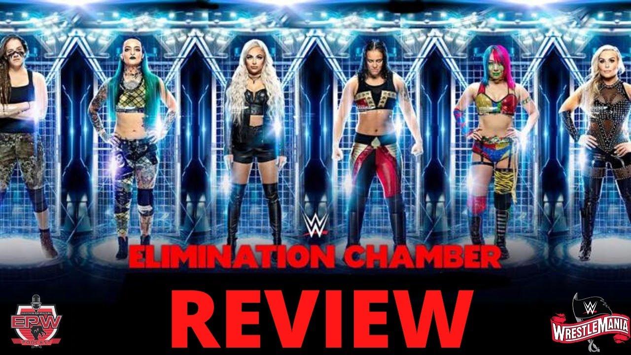 WWE Elimination Chamber 2020 Results: Winners, Grades ...