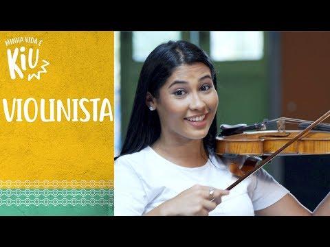 Thay OG vira a maior violinista que você respeita (ou não) | Minha Vida é KIU | Thaynara OG