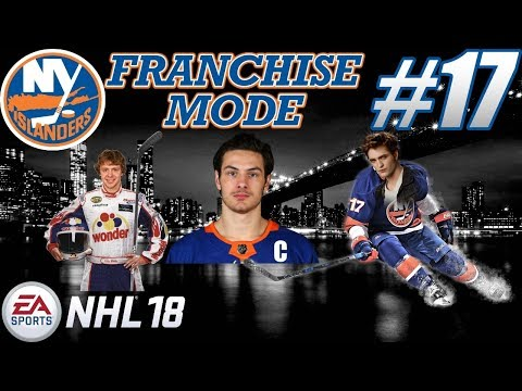 "NHL 18 Franchise Mode - New York Islanders #17 ""It's All Coming Together!"""