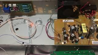 Transciever SSB 6.1 Magloop reception