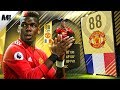 FIFA 18 IF POGBA REVIEW 88 IF POGBA PLAYER REVIEW FIFA 18 ULTIMATE TEAM mp3