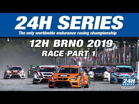 Hankook 12H BRNO 2019 - Race Part 1