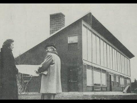 Cape Ann Museum: Design/Build Lecture Series: Architect Eleanor Raymond: A Pioneer in the Field