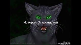 Коты воители| История Остролистой| Истории Остролистой