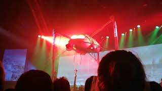 Jeff Wayne's The War Of The Worlds live at Nottingham Motorpoint Arena on 7th December 2018
