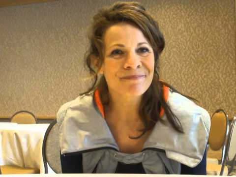 Interview with Lili Taylor about FOX's Almost Human